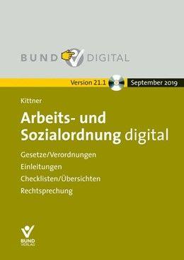 Arbeits- und Sozialordnung digital - Version 21.1