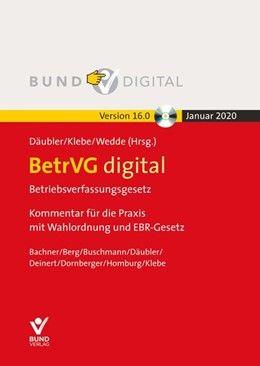 BetrVG digital (Version 16.0) Fortsetzungsbezug