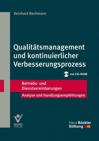 Qualitätsmanagement und kontinuierlicher Verbesserungsprozess