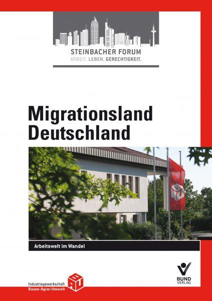 Migrationsland Deutschland