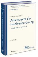 Kommentar zum Arbeitsrecht der Insolvenzordnung