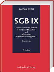 Sgb Ix Kommentar Bws Fachverlag