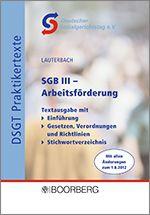 SGB III - Arbeitsförderung