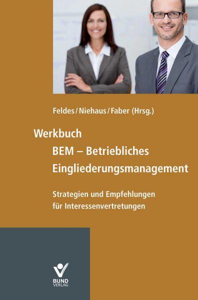 Werkbuch BEM - Betriebliches Eingliederungsmanagement