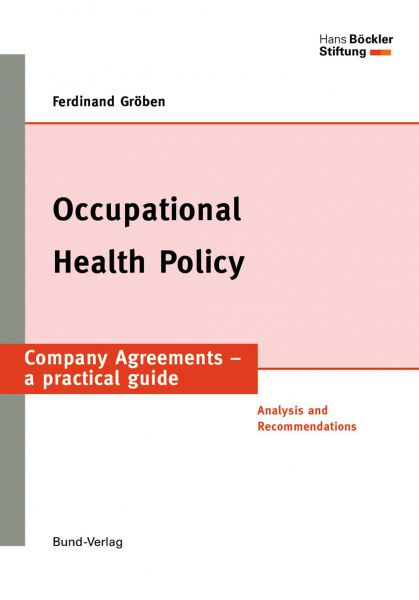 Occupational Health Policy