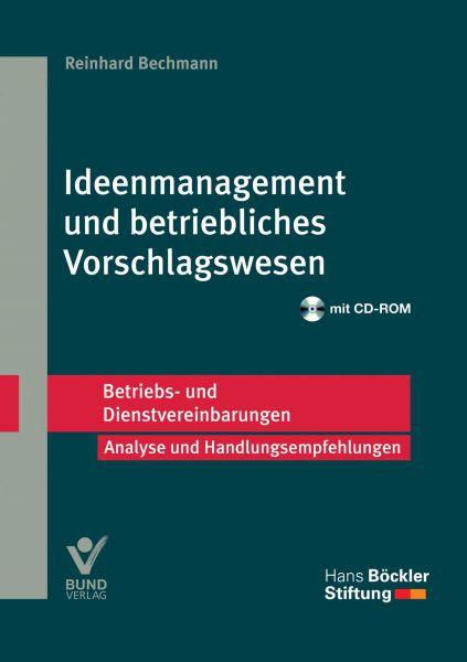 Ideenmanagement und betriebliches Vorschlagswesen