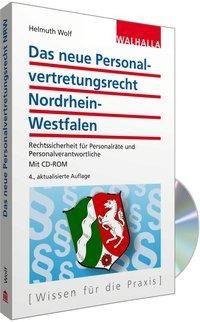 Das neue Personalvertretungsrecht Nordrhein-Westfalen
