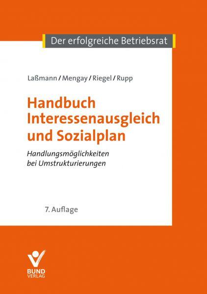 Handbuch Interessenausgleich und Sozialplan