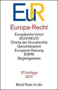 Europarecht EuR