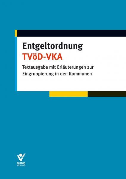 Entgeltordnung TVöD -VKA