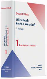 Wörterbuch Recht & Wirtschaft